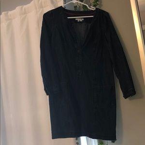 Boden denim dress